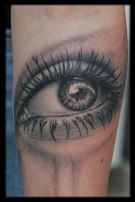 Tattoos - Eye! - 111562