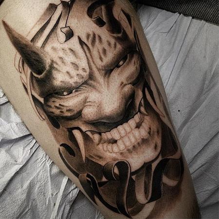 Tattoos - Hannya - 106179