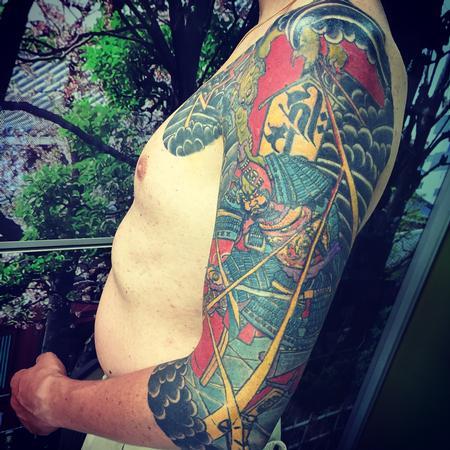 Tattoos - Suikoden ( tebori) - 109497