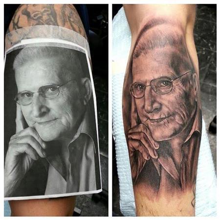 Tattoos - Family Memorial - 114593