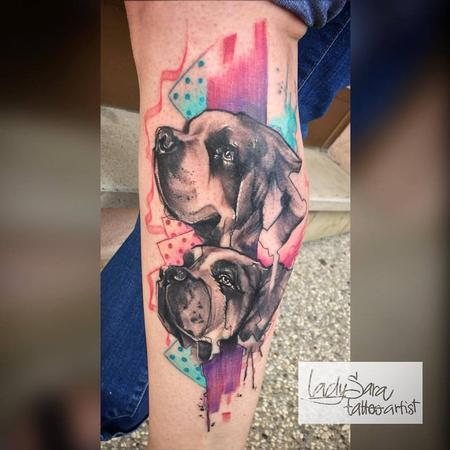 Tattoos - ANIMAL LOVER - 119735