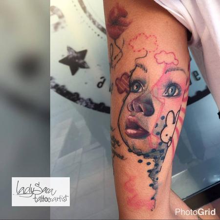 Tattoos - baby - 126321