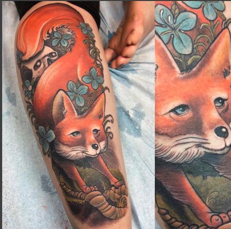 Tattoos - Foxy - 108587