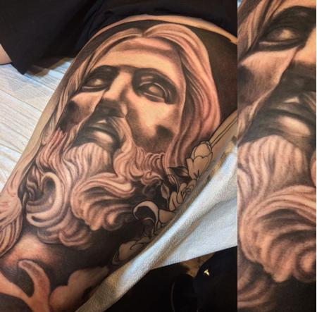 Tattoos - Jesus - 108586