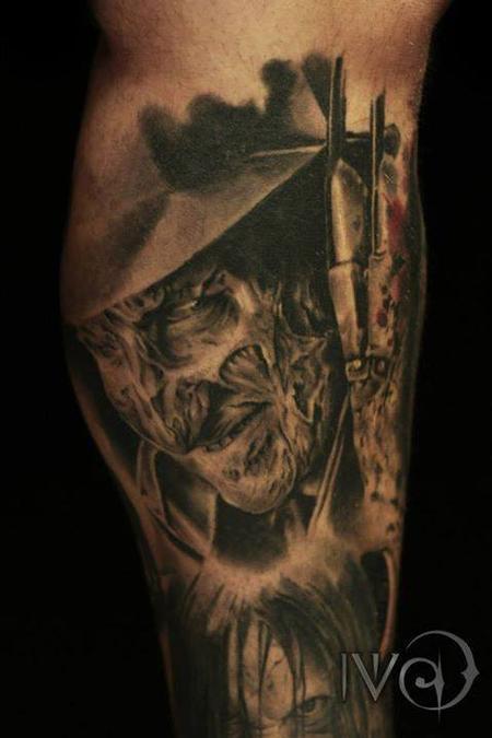 Tattoos - Nightmare - 99020