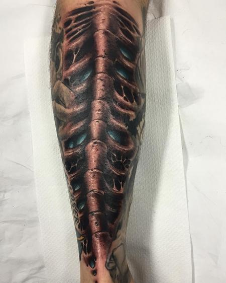 Tattoos - Organic light  - 126498
