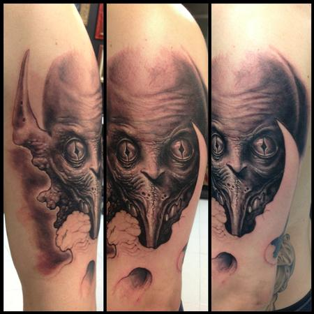 Tattoos - Bio Monster - 98990