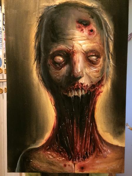Stefano Fabretti - Scream