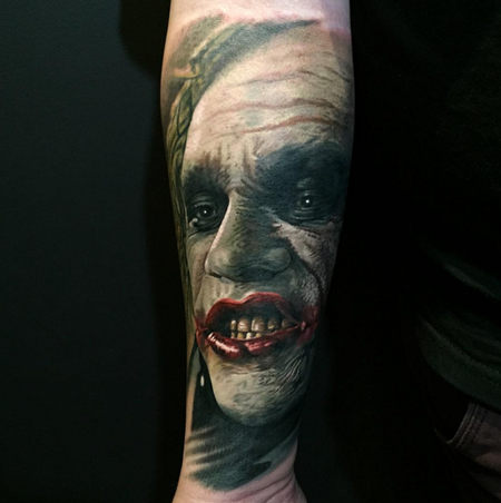 Tattoos - Jokey - 112300