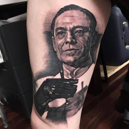 Tattoos - Dr No - 113672