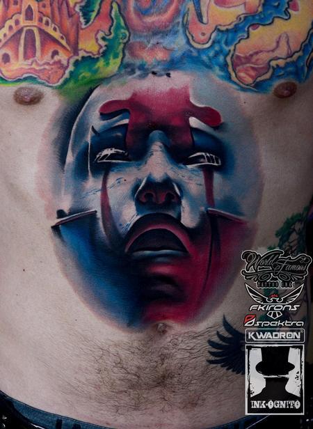 Tattoos - Mask - 114508