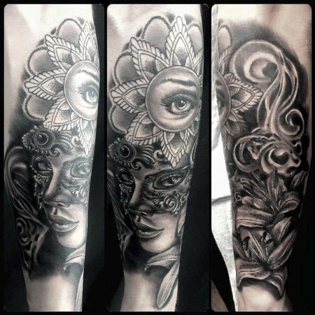 Tattoos - behind the mask - 102027