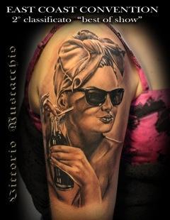Tattoos - Pin Up - 98952