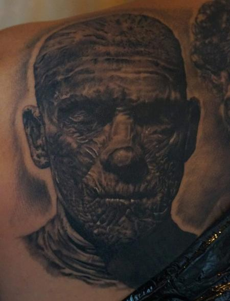 Tattoos - The Mummy - 119212
