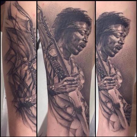 Tattoos - Hendrix - 122801