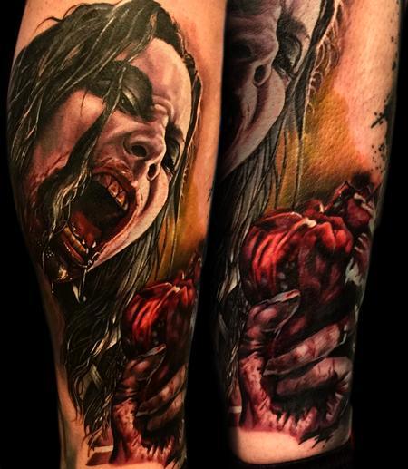 Tattoos - Vampire - 122484