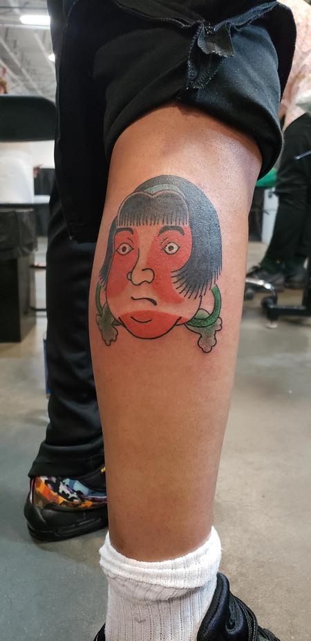 Erik Fortunato Portillo - kintaro Tattoo