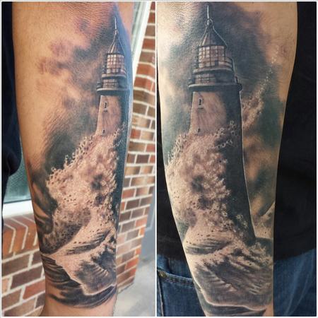 Tattoos - lighthouse - 82364