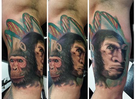 Tattoos - evolution  - 89295