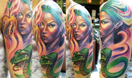 Tattoos - temptress - 60445