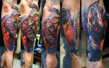 Tattoos - Frazetta Tribute - 70978