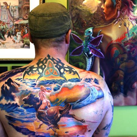 Tattoos - Wild Ride in progress - 60448
