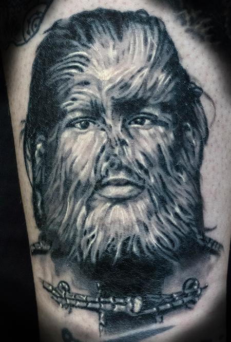 Tattoos - Jono the dog faced boy - 108209