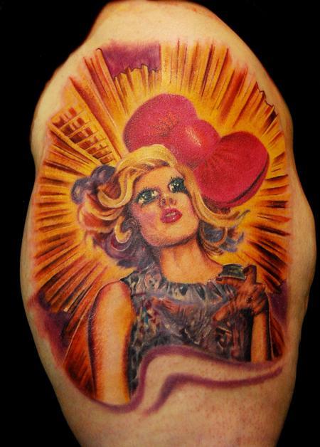 Tattoos - Lady Gaga / Hello Kitty - 59693