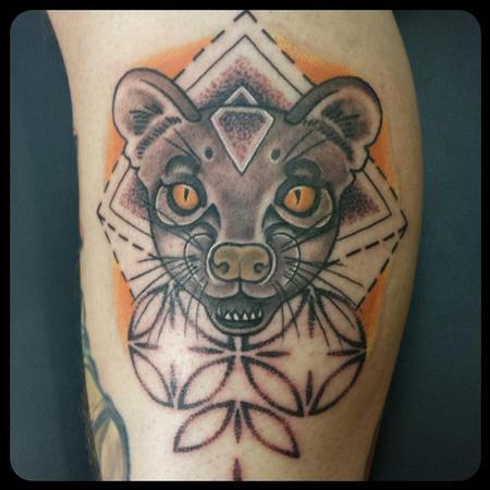 Tattoos - Sacred Geometry Fusa - 114809