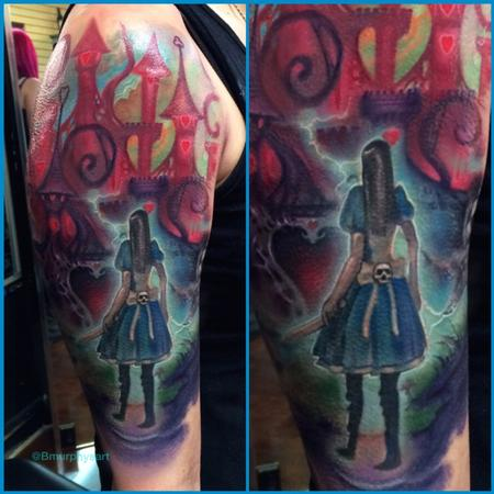 Tattoos - Alice in wonderland (Video game) - 93399