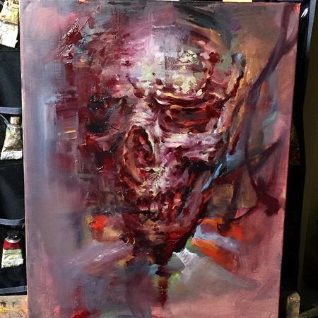 Brian Murphy - Skull