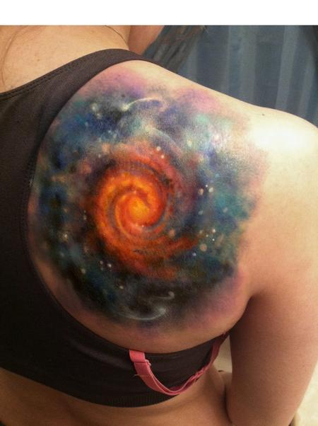 Tattoos - Space tattoo - 103771