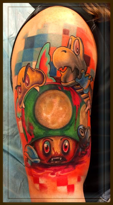 Tattoos - Nintendo  - 108087