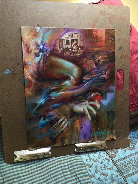 Brian Murphy - Graffiti