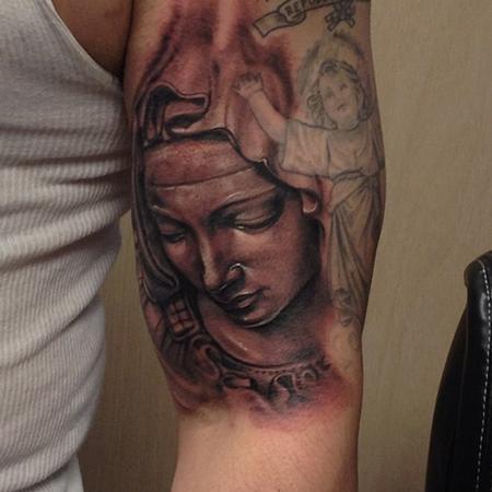 Tattoos - Mary - 79112