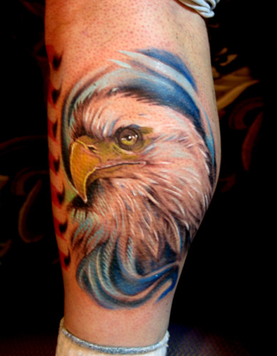 Tattoos - Eagle - 19849