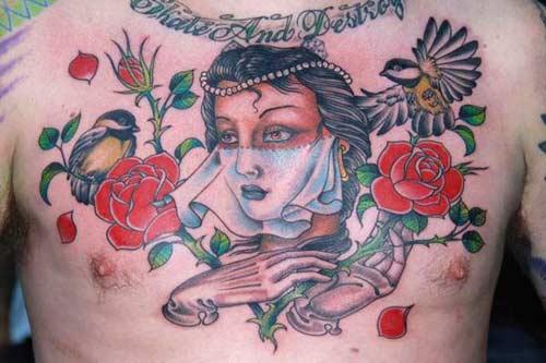 Tattoos - untitled - 25830