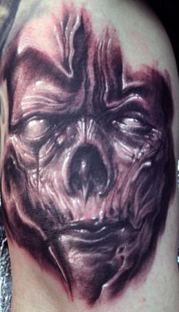 Tattoos - Evil - 35761