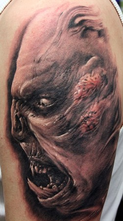 Tattoos - fangs! - 35758