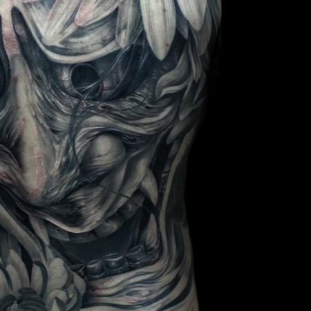 Tattoos - Hannya Mask - 108863