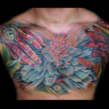 Tattoos - Morph Chestpiece - 72868