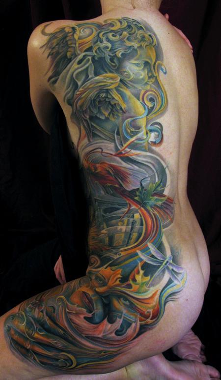 Tattoos - Lindsey's Side - 62294