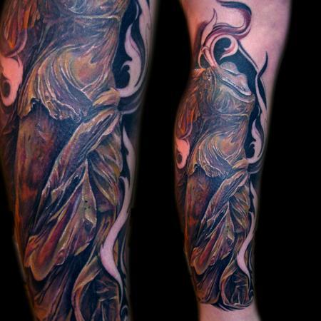 Tattoos - nike - 74742