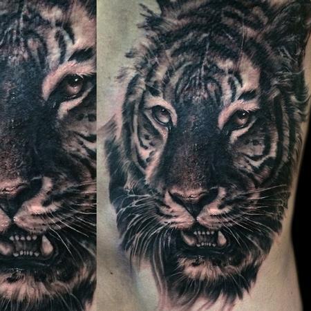 Tattoos - Tiger - 98574