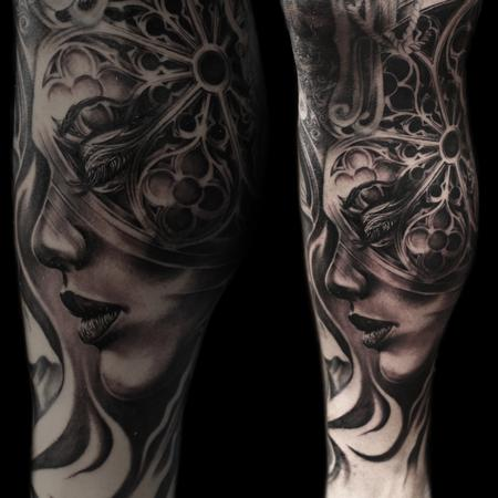Tattoos - Cathedral morph - 125728