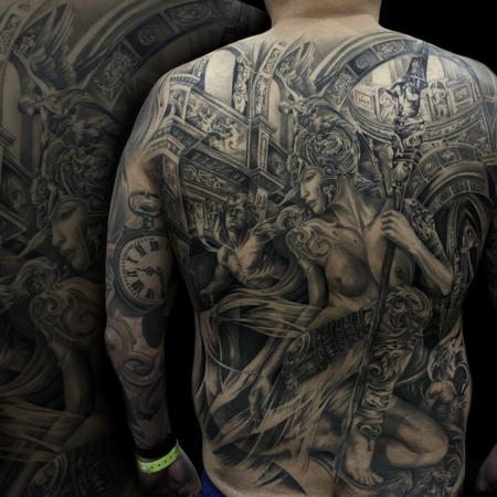 Tattoos - Guardian of heaven - 125727