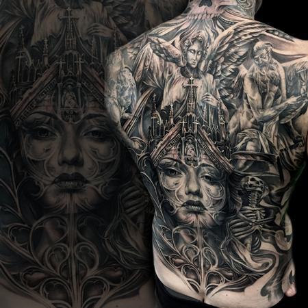 Tattoos - chronos - 125730