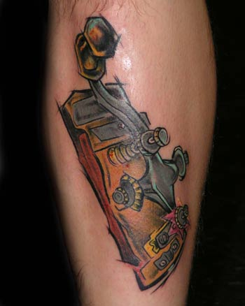 Tattoos - Telegraph Tattoo - 20601