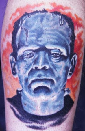 Tattoos - Frankenstein - 36090