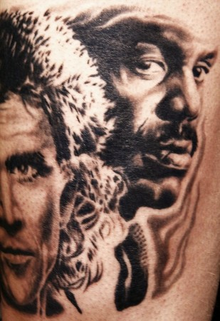 Tattoos - Lethal Weapon  - 46240